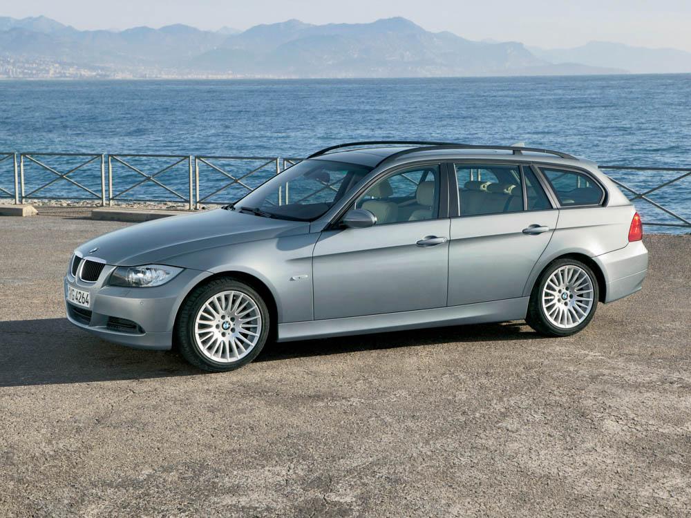 BMW serii 3, BMW 3 E91, BMW 3 E90, E91