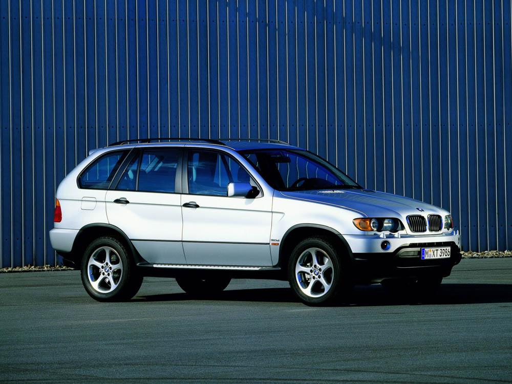 BMW X5 E53, BMW X5, BMW, X5, E53