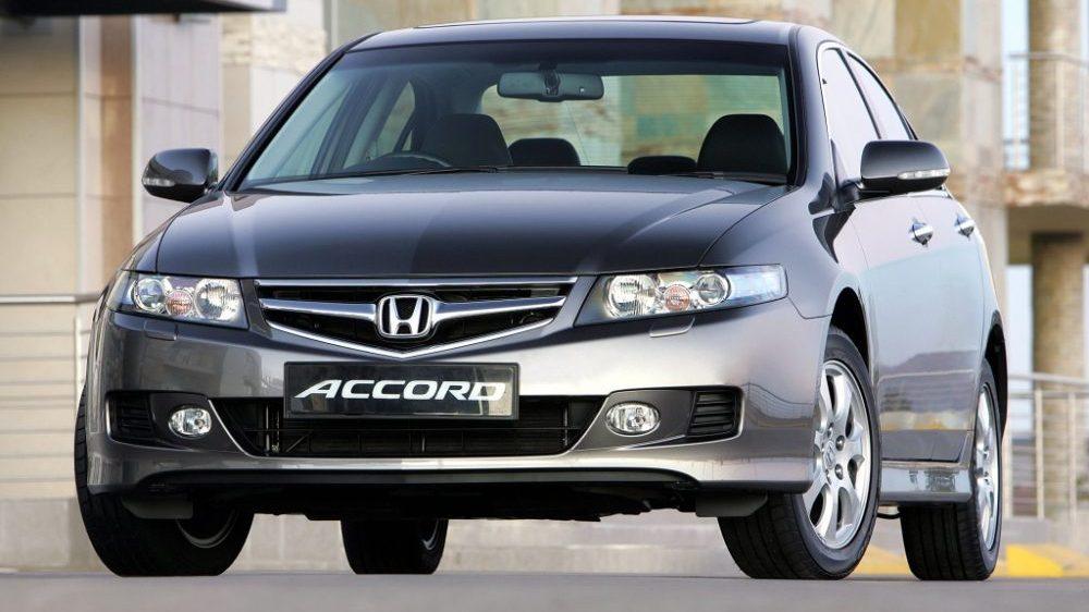 Honda Accord VII (2003-2008) | Autofakty.pl