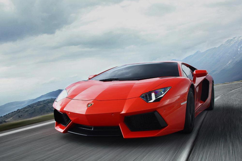 Lamborghini Aventador (fot. Lamborghini)