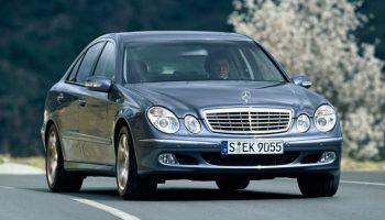 Mercedes Klasy E W211 (2002-2009) | Autofakty.pl