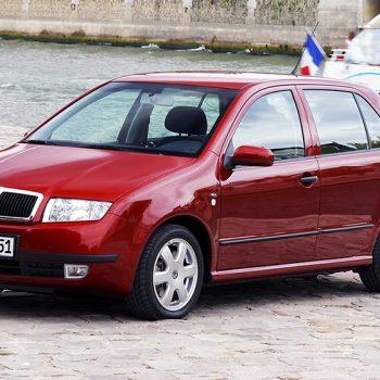 Skoda Fabia I hatchback (1999-2004)