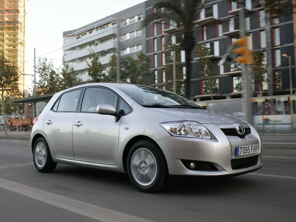 diesel za 30 tysięcy, Toyota Auris I, Toyota Auris, Toyota, Auris, Auris I, D-4D