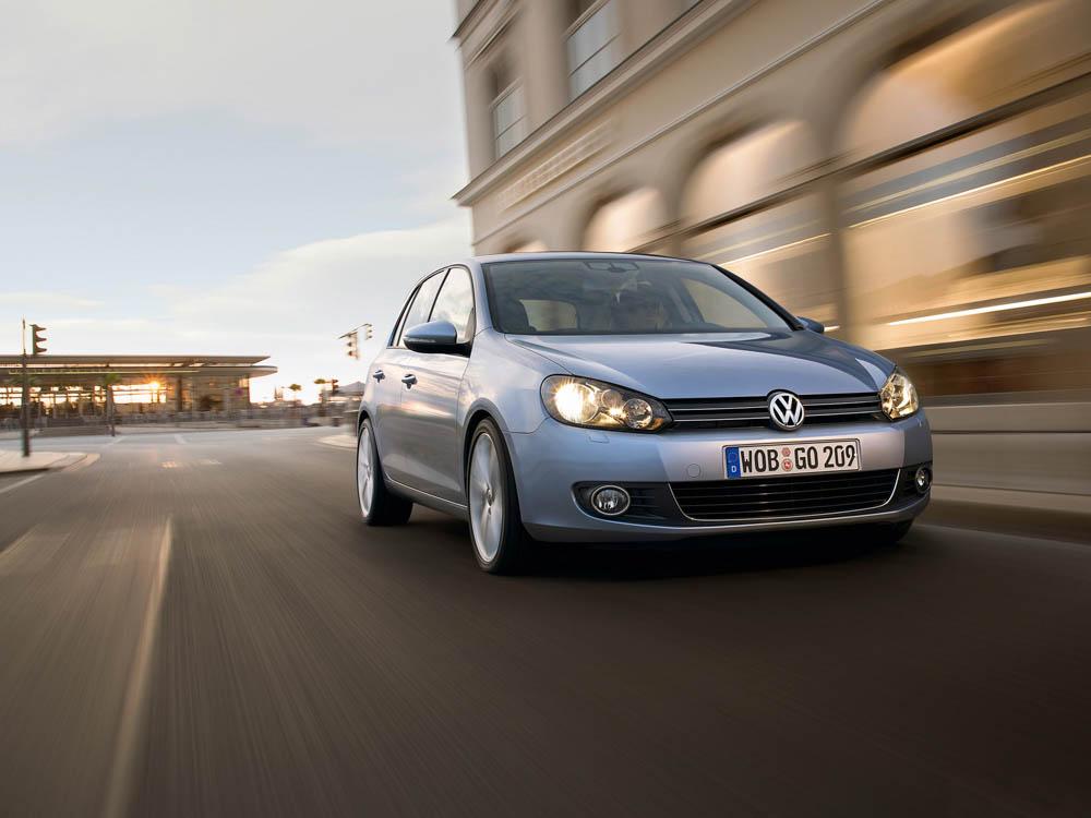 diesel za 30 tysięcy, Volkswagen Golf VI, Volkswagen Golf, Volkswagen, VW, Golf, Golf VI, 1.6 TDI