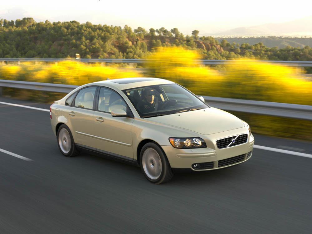 diesel za 30 tysięcy, Volvo S40 II, Volvo S40, Volvo, S40, S40 II