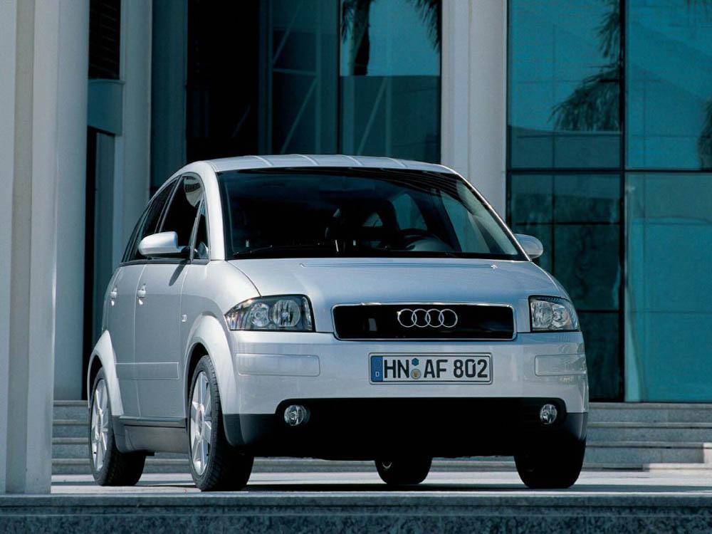 Audi A2, Audi, A2