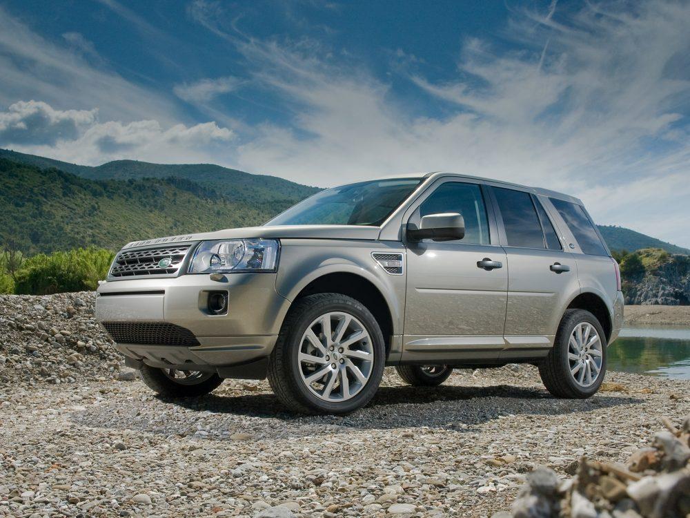 Land Rover Freelander, Land Rover, Freelander