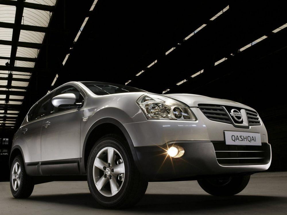 Nissan Qashqai, Nissan, Qashqai