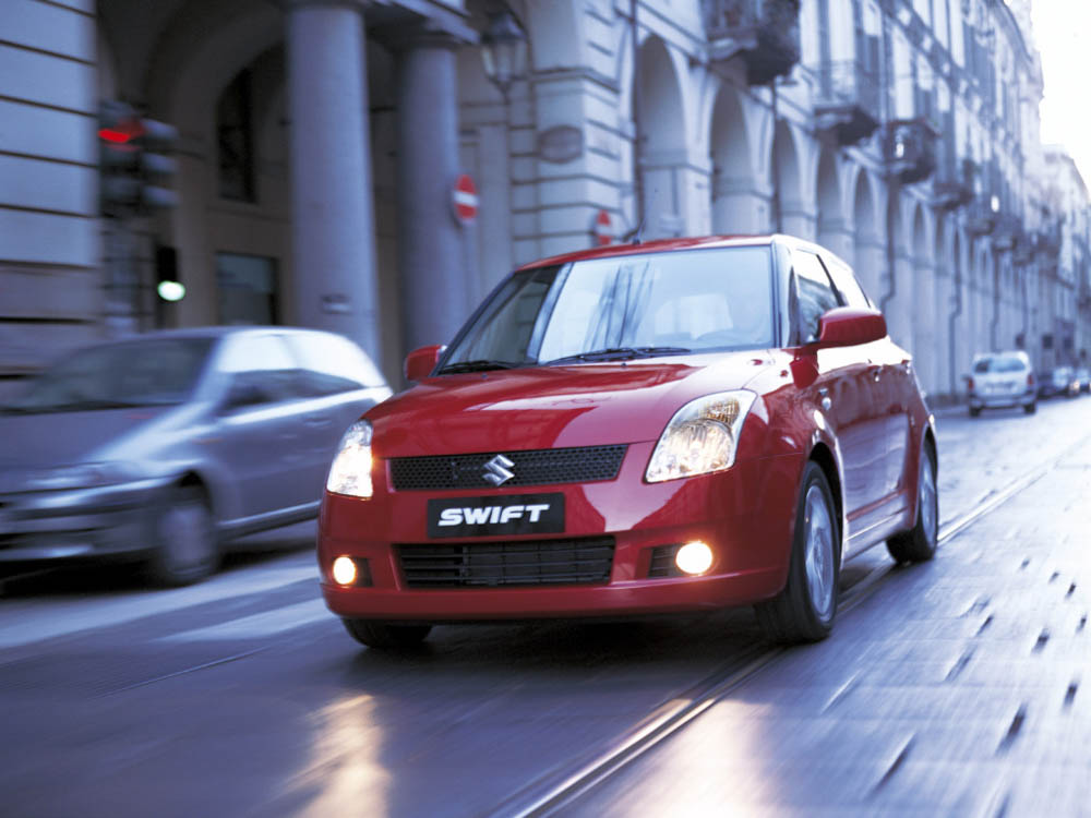 Suzuki Swift III, Suzuki Swift, Suzuki, Swift, Swift III
