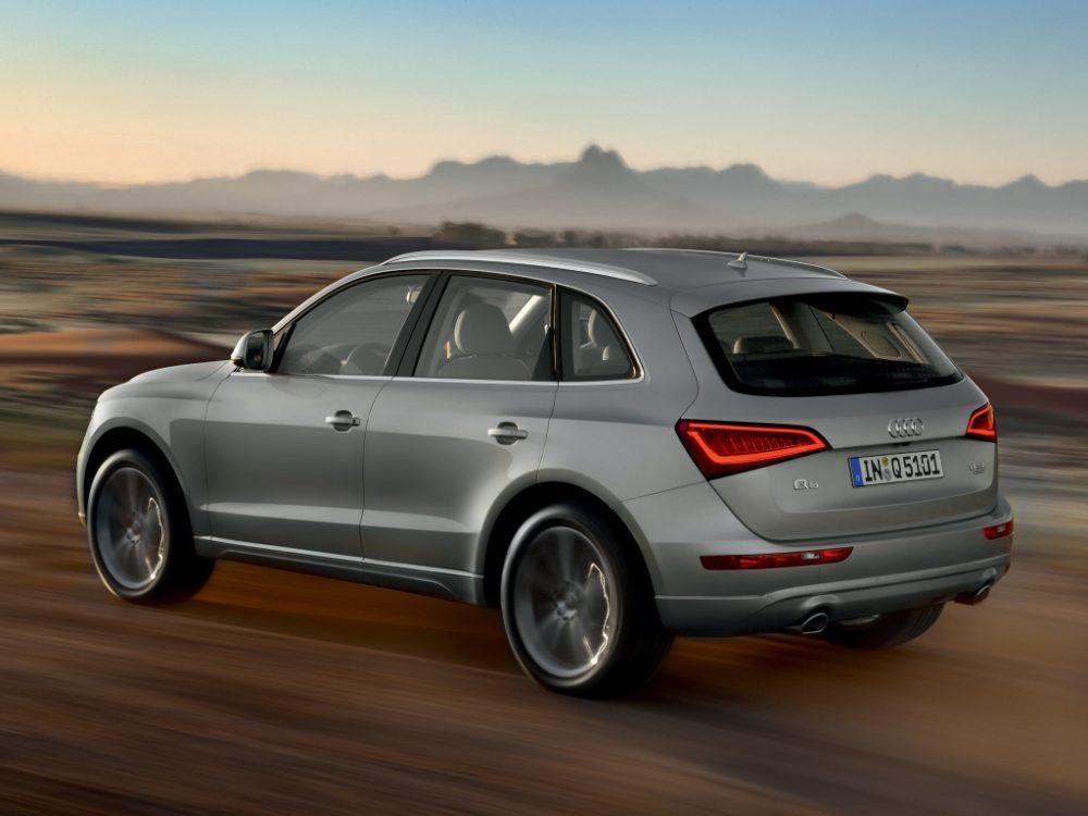 Używane Audi Q5 8r Czy Warto Go Kupić