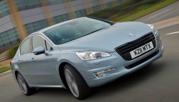 Peugeot 508 (2010-) | Autofakty.pl