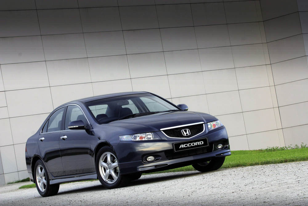 Honda Accord VII, Honda Accord, Honda, Accord VII, Accord
