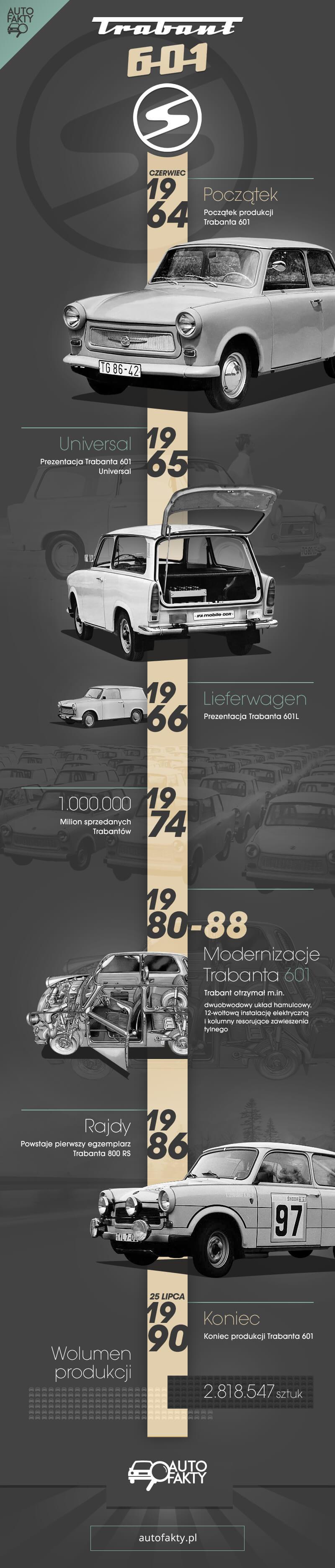 Garaż Polaka - infografika | Autofakty.pl