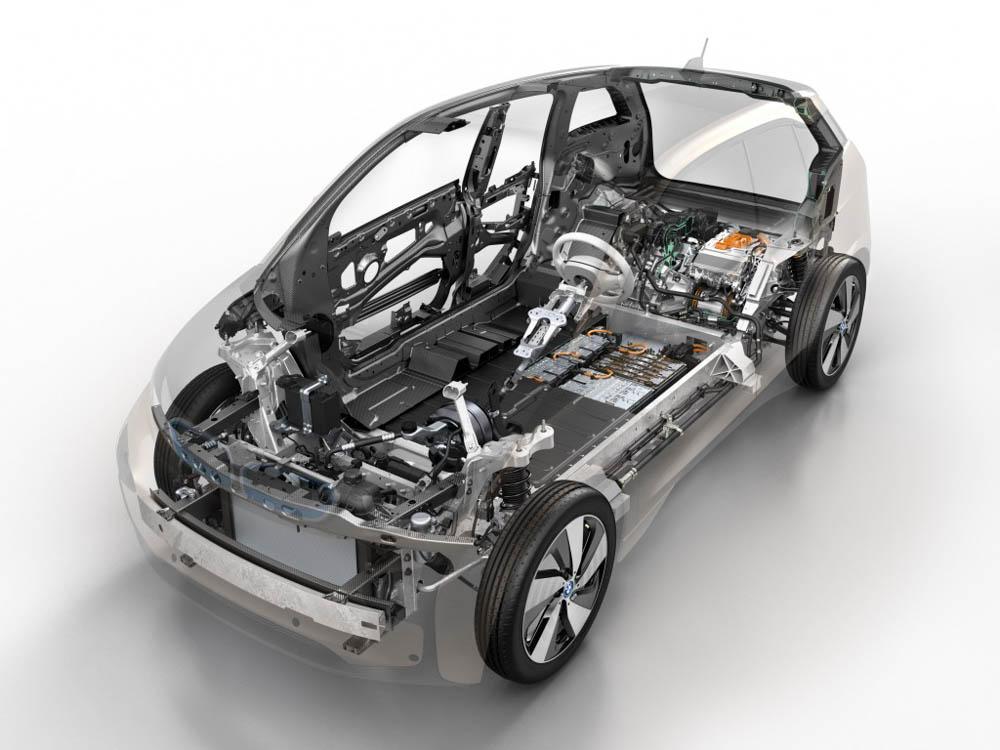 BMW i3, BMW, i3
