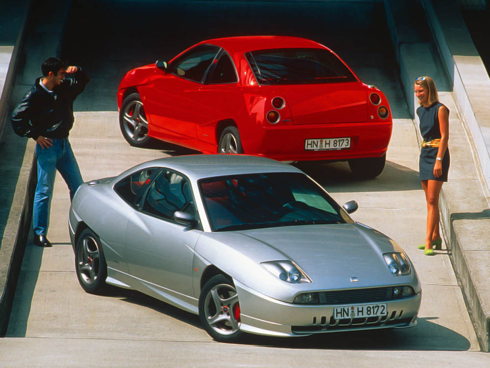 Fiat Coupe, Fiat, Coupe