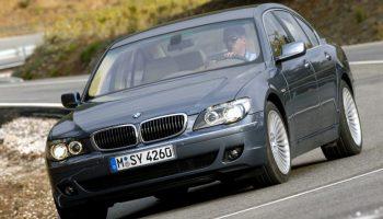 BMW Serii 7 E65 (2001–2008) | Autofakty.pl