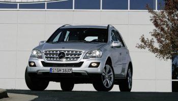 Mercedes Klasy M W164 (2005–2011) | Autofakty.pl