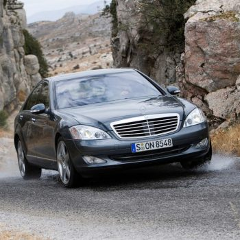 Mercedes Klasy S W221 (2005–2011) | Autofakty.pl