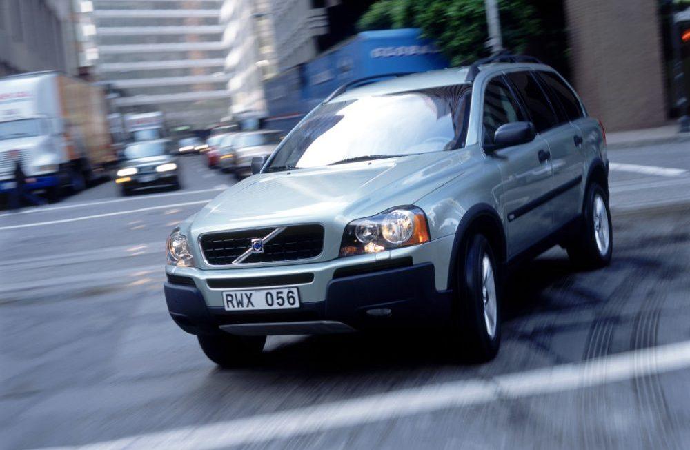 Volvo XC90 I (2002–2014) | Autofakty.pl