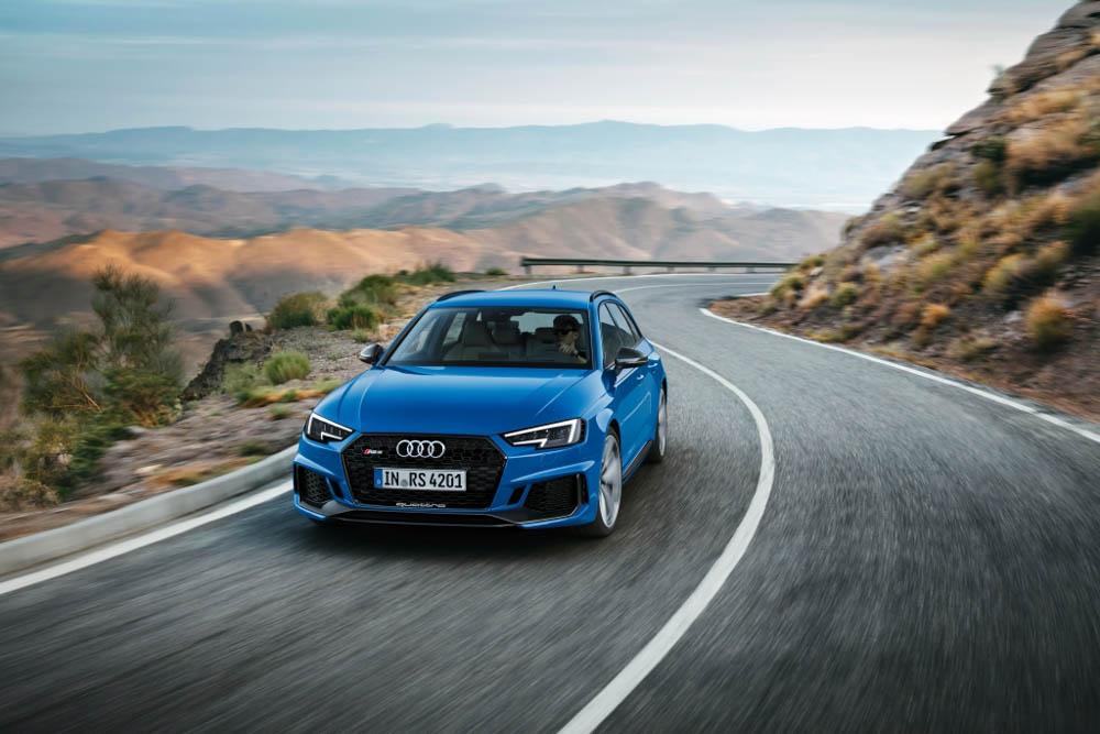 Audi RS4 Avant, Audi RS4, Audi, RS4, Avant, Audi A4, A4