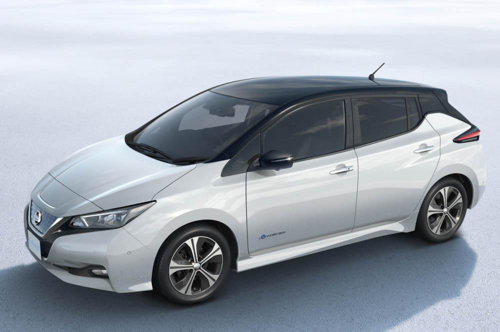 nowy Nissan Leaf, Nissan Leaf