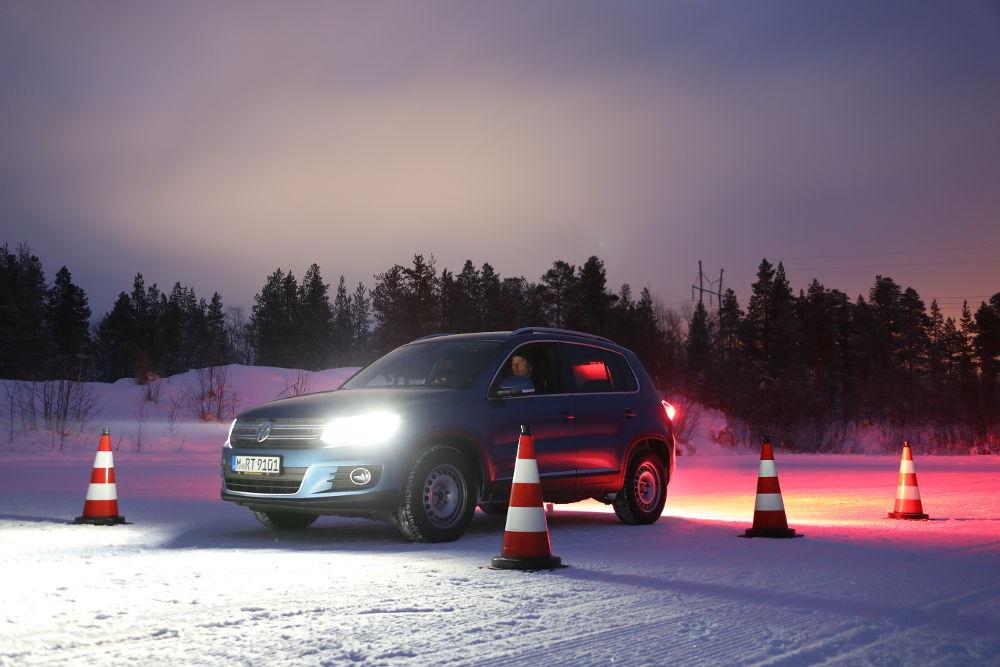 test opon zimowych ADAC 2017