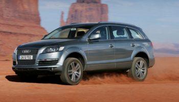 Audi Q7 (2005–2015) | Autofakty.pl