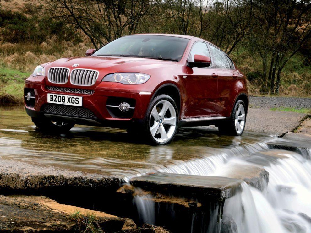 BMW X6 E71 (2007–2014) | Autofakty.pl