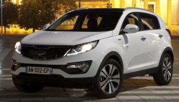 Kia Sportage III (2010–2015) | Autofakty.pl