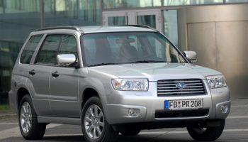 Subaru Forester II (2002–2008) | Autofakty.pl