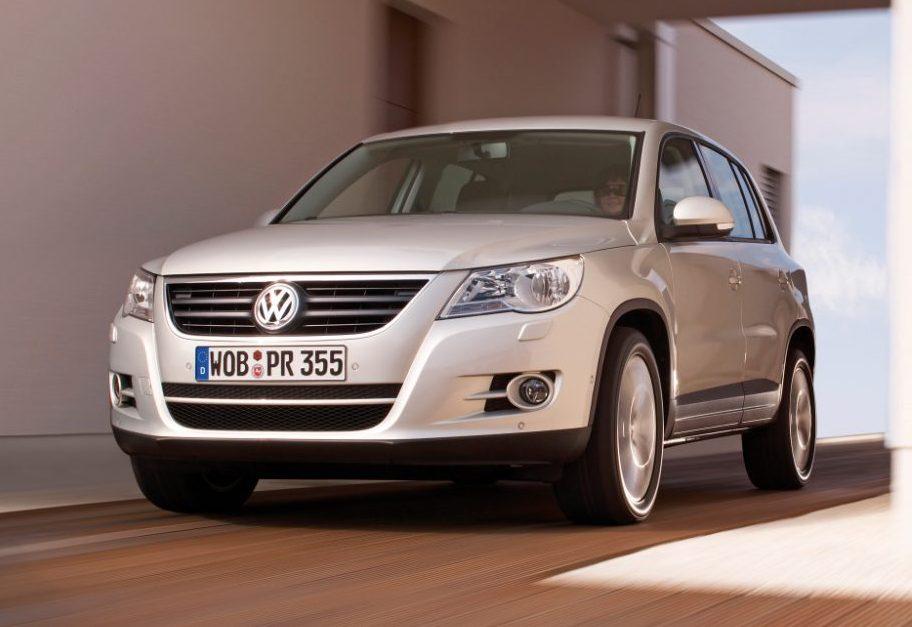 Volkswagen Tiguan I (2007–2016) | Autofakty.pl