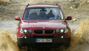 BMW X3 E83 (2003–2010) | Autofakty.pl