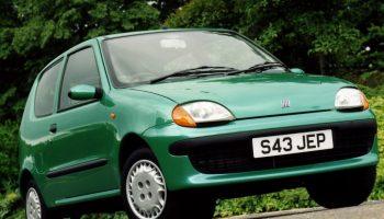 Fiat Seicento (1998-2010) | Autofakty.pl