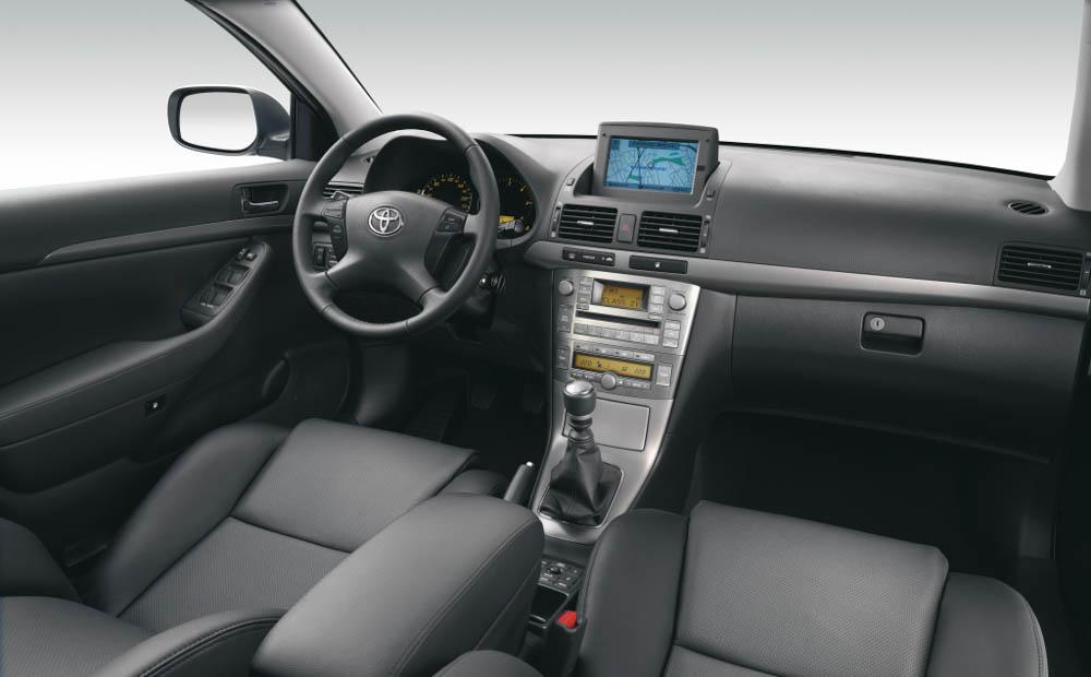 Toyota Avensis, Toyota, Avensis, komputer komfortu