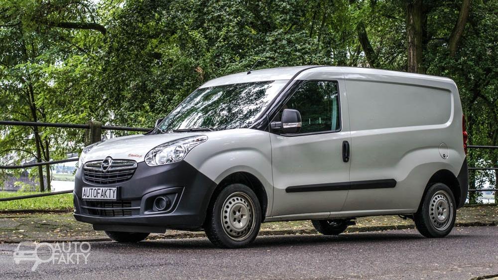 Test Opel Combo III 1.6 CDTI 105 KM | Autofakty.pl