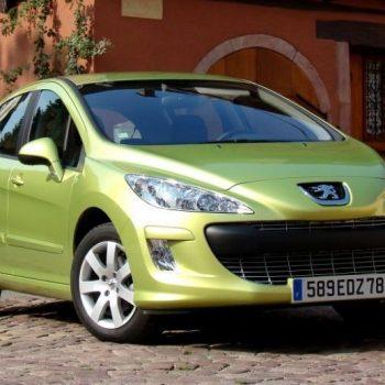 Peugeot 308 I (2007–2013) | Autofakty.pl