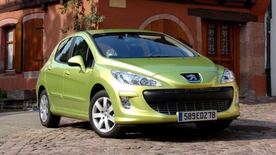 Bardzo dobra Używany Peugeot 308 I - Czy warto kupić? BJ86