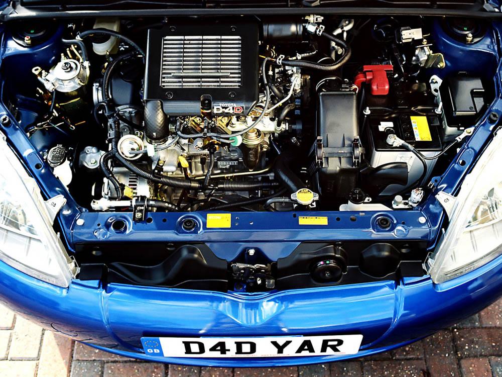 1,4 d-4d, 1,4 d-4d Toyota, diesel toyota