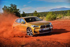BMW X2, X2, BMW