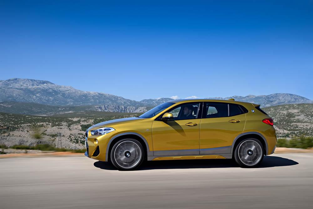 BMW X2, BMW, X2
