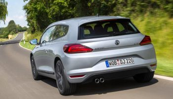 Volkswagen Scirocco (mat. prasowe)