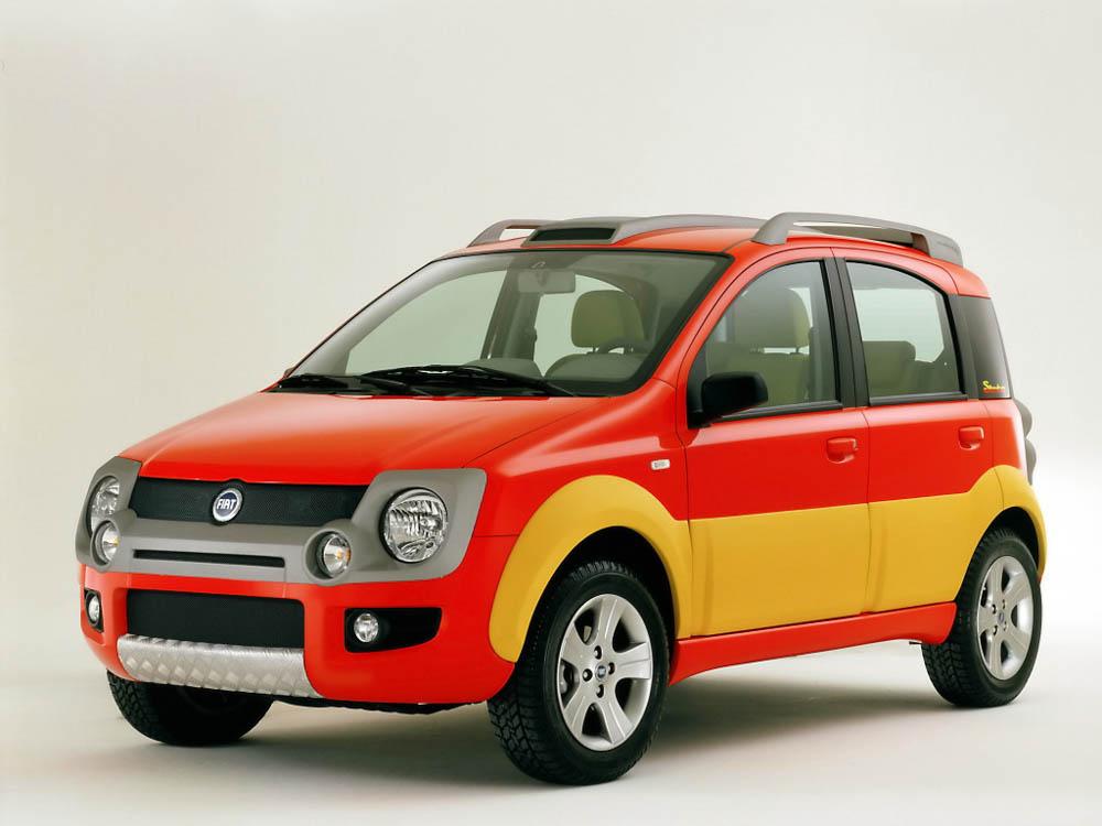 Fiat Simba, Fiat, Simba, Fiat Panda
