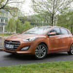 Hyundai i30 2015 - 2017 3 drzwi 3