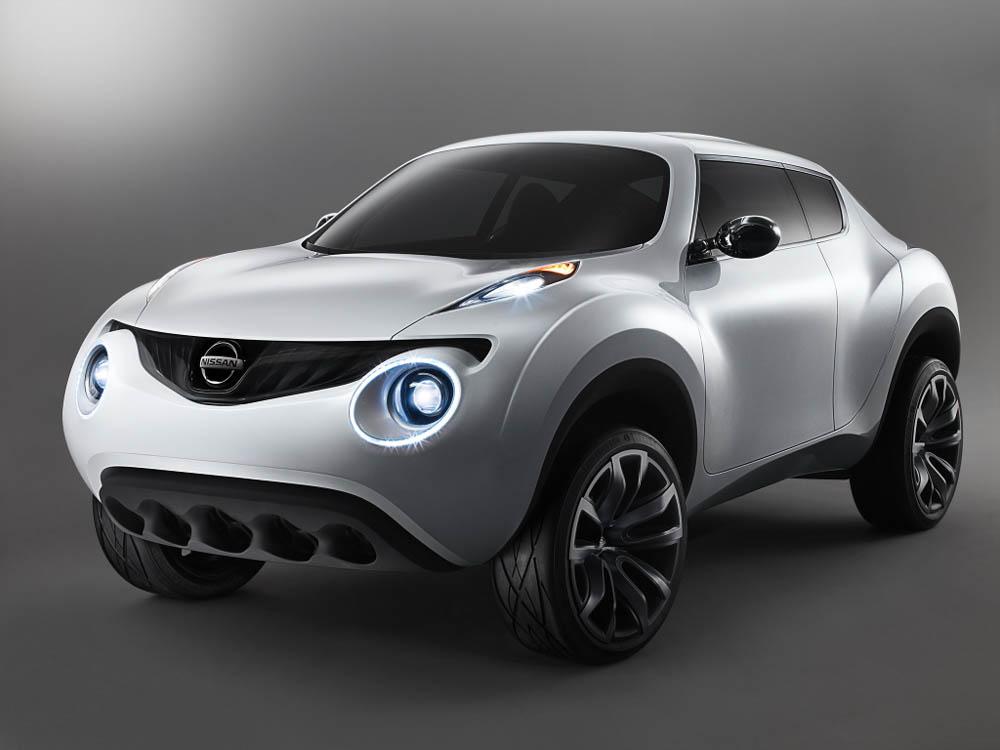 Nissan Qazana, Nissan, Qazana