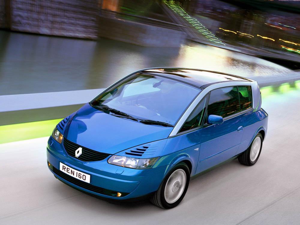 Renault Avantime, Renault, Avantime