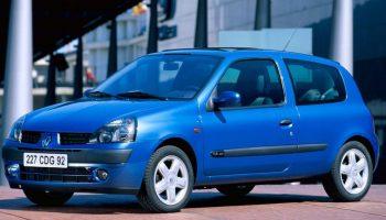 Renault Clio (1998-2001) | Autofakty.pl