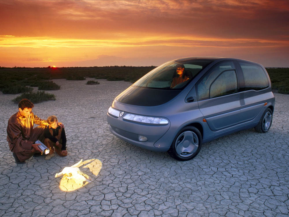 Renault Scenic Concept, Renault Scenic, Renault, Scenic Concept