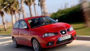 Seat Ibiza FR 2006-2008 2
