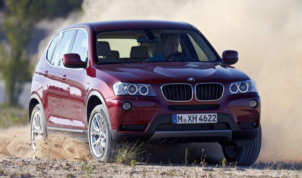 BMW X3 F25 (2010-2017) | Autofakty.pl