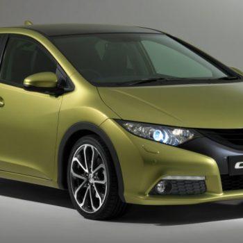 Honda Civic IX (2010-2017)   Autofakty.pl
